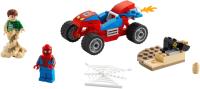 Конструктор Lego Super Heroes Бой Человека-Паука с Песочным Человеком / 76172 -