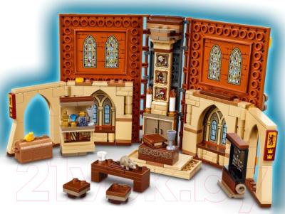 Конструктор Lego Harry Potter Учеба в Хогвартсе: Урок трансфигурации / 76382