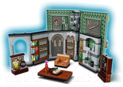 Конструктор Lego Harry Potter Учёба в Хогвартсе: Урок зельеварения / 76383