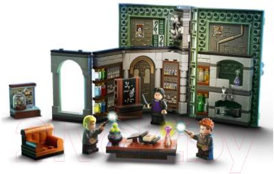 Конструктор Lego Harry Potter Учёба в Хогвартсе: Урок зельеварения / 76383