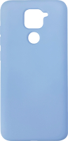 Чехол-накладка Digitalpart Silicone Case для Redmi Note 9 (васильковый) -