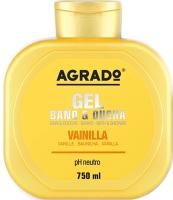 Гель для душа Agrado Bath Gel Vanilla (750мл) -