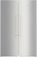 Холодильник с морозильником Liebherr SBSes 8773 -
