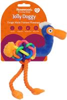 Игрушка для животных Rosewood Фламинго Мини / 39028/RW (мультиколор) -