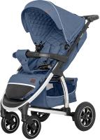 Детская прогулочная коляска Carrello Vista / CRL-5511 (Denim Blue) -