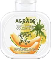 Гель для душа Agrado Bath & Shower Gel Fresh Melon (750мл) -