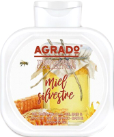 Гель для душа Agrado Bath & Shower Gel Wild Honey (750мл) -