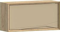 Шкаф навесной WellMaker Куб ПВ2-100 (аризона/песочный) -
