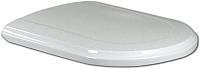 Сиденье для унитаза Villeroy & Boch Hommage 8809-S6-R1 (альпийский белый) -