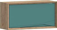 Шкаф навесной WellMaker Куб ПВ2-100 (техас/морской) -