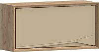 Шкаф навесной WellMaker Куб ПВ2-100 (техас/песочный) -