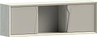 Шкаф навесной WellMaker Куб ПВн-150 (аляска/кварцевый) -