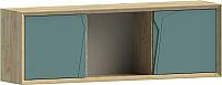 Шкаф навесной WellMaker Куб ПВн-150 (аризона/морской) -