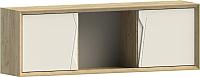 Шкаф навесной WellMaker Куб ПВн-150 (аризона/снежный) -