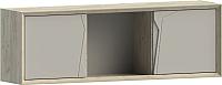Шкаф навесной WellMaker Куб ПВн-150 (монтана/кварцевый) -