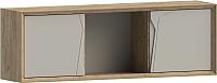 Шкаф навесной WellMaker Куб ПВн-150 (техас/кварцевый) -