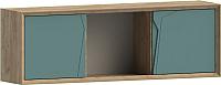 Шкаф навесной WellMaker Куб ПВн-150 (техас/морской) -