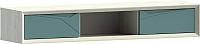 Шкаф навесной WellMaker Куб ПНн-150 (аляска/морской) -