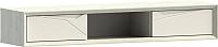 Шкаф навесной WellMaker Куб ПНн-150 (аляска/снежный) -