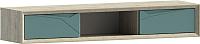 Шкаф навесной WellMaker Куб ПНн-150 (монтана/морской) -