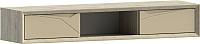 Шкаф навесной WellMaker Куб ПНн-150 (монтана/песочный) -