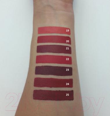 Помада для губ Deborah Milano Atomic Red Mat Lipstick №20 (4.4мл)
