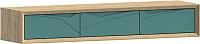 Шкаф навесной WellMaker Куб ПН-150 (аризона/морской) -