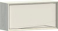 Шкаф навесной WellMaker Куб ПВ2-100 (аляска/снежный) -