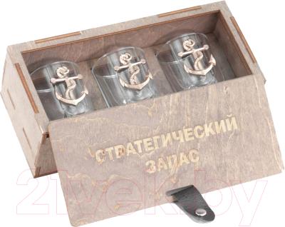 Подарочный набор Bene Стратегический запас Якорь Shoko / 6584