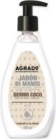 Мыло жидкое Agrado Hand Soap Coconut (500мл) -