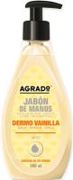 Мыло жидкое Agrado Hand Soap Vanilla (500мл) -