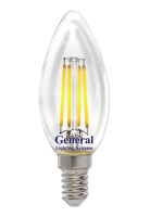 Лампа General Lighting GLDEN-CWS-B-4-230-E14-4500 / 660235 -