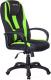 Кресло геймерское Бюрократ Viking-9 (черный/салатовый) -