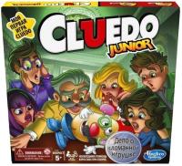 Настольная игра Mattel Клуэдо Джуниор / C1293E76 -
