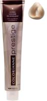 Крем-краска для волос Brelil Professional Colorianne Prestige 100/1 (100мл, суперосветлитель пепельная платина) -