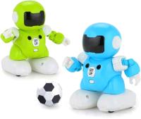Набор радиоуправляемых игрушек Soccer Robot Роботы-футболисты / 967 -