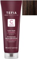 Тонирующая маска для волос Tefia Color Creats Шоколадная (250мл) -