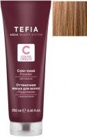 Тонирующая маска для волос Tefia Color Creats Пудровая (250мл) -