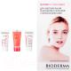 Набор косметики для лица Bioderma Sensibio Очищающий гель+крем DS+крем AR (8мл+5мл+5мл) -