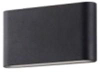 Бра уличное Duwi 6W 3000K IP44 / 24236 9 (матовый черный) -