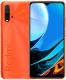 Смартфон Xiaomi Redmi 9T 4GB/64GB без NFC (оранжевый закат) -