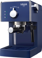 Кофеварка эспрессо Gaggia Viva Style Chic 8433/12 (Blue ) -