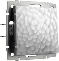 Выключатель Werkel W1210006 / a052078 (серебристый) -