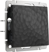 Выключатель Werkel W1210008 / a052054 (черный) -