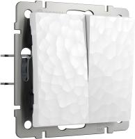 Выключатель Werkel W1220001 / a052031 (белый) -