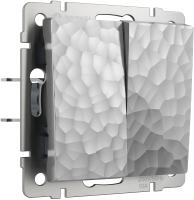 Выключатель Werkel W1220006 / a052083 (серебристый) -