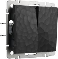 Выключатель Werkel W1220008 / a052059 (черный) -