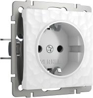 Розетка Werkel W1271001 / a052018 (белый) -