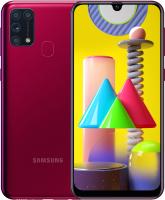 Смартфон Samsung Galaxy M31 128GB / SM-M315FZRVSER (красный) -