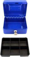 Денежный ящик Sipl AG117G малый (синий) -